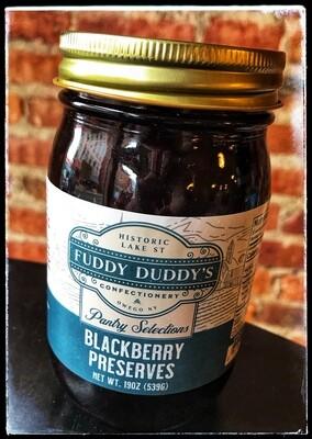 Fuddy Duddy's Blackberry Preserves