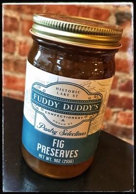 Fuddy Duddy's Fig Preserves