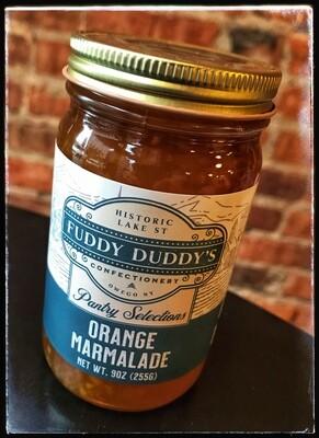 Fuddy Duddy's Orange Marmalade - 9 oz