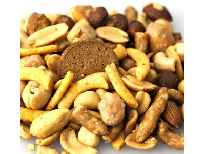 Nutty Crunch Snack Mix