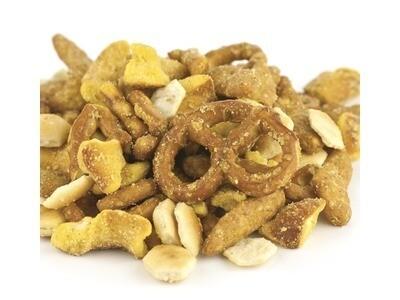 Honey Mustard Lover's Snack Mix