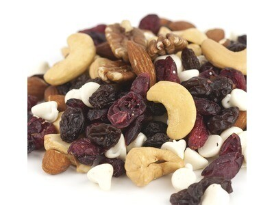 Raspberry Nut Surpreme
