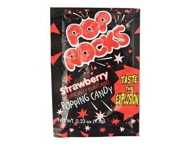 Pop Rocks Popping Candy & Gum