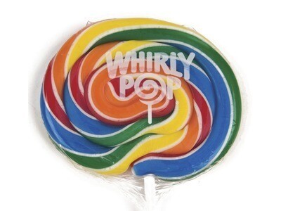 "3"" Whirly Gig Lollipop"