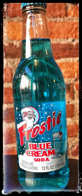 Frostie Blue Cream
