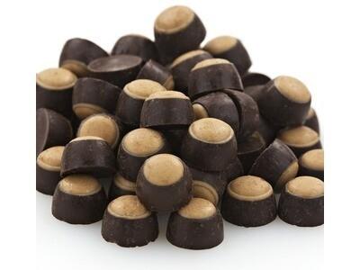 Dark Chocolate Buckeyes