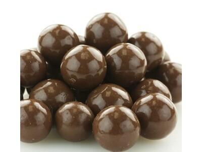 Peanut Butter Malt Balls