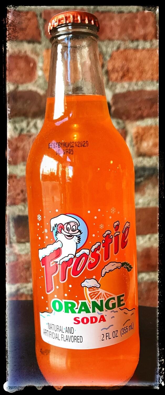 Frostie Orange Soda