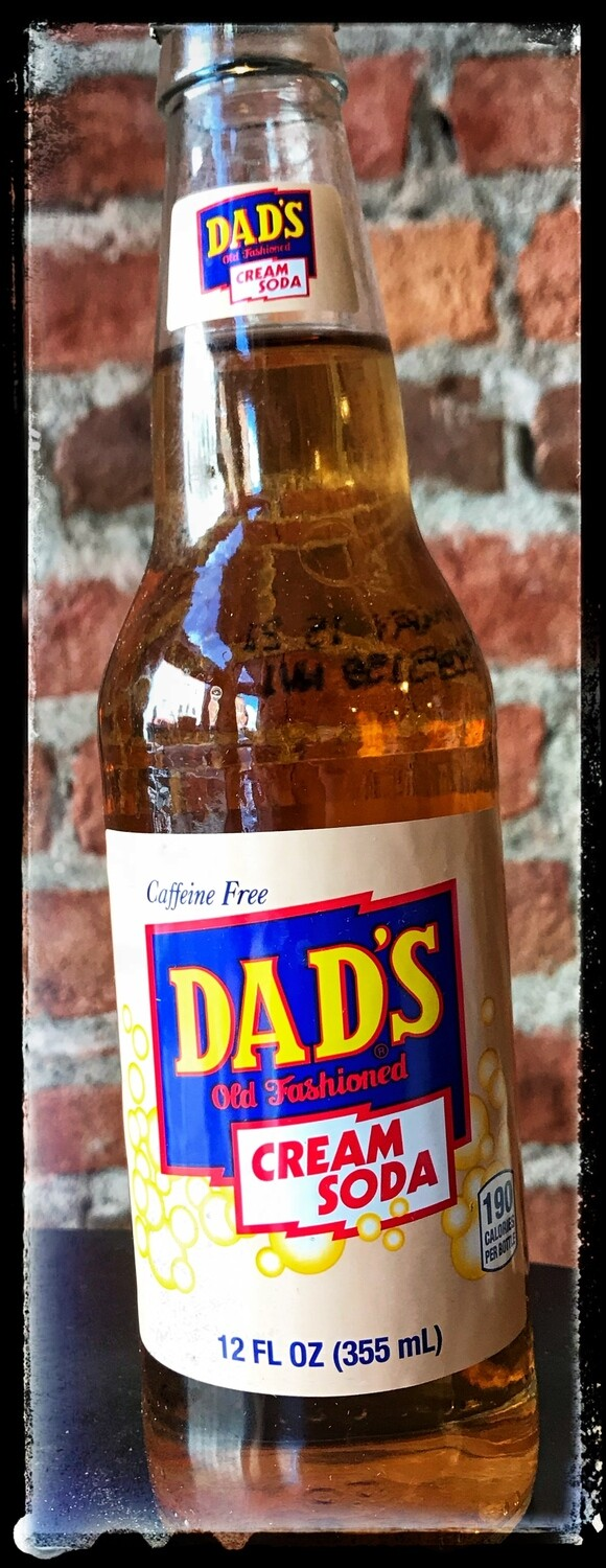 Dad's Old Fashioned Cream Soda