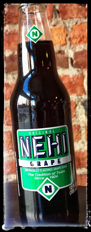 NEHI Grape Soda