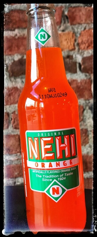 Nehi Orange Soda