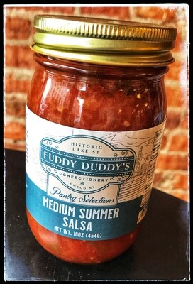 FD Medium Summer Salsa - 16 oz