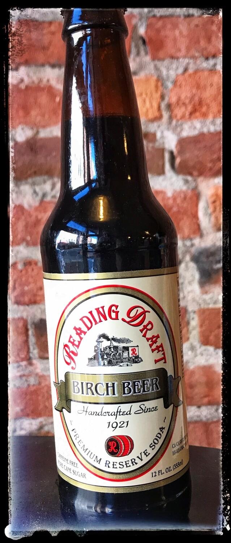 Reading Draft Birch Beer