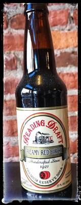 Reading Draft Creamy Red Birch Beer