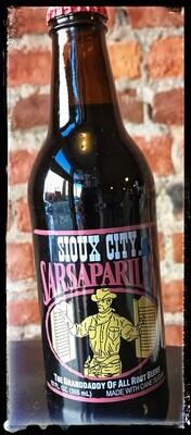 Sioux City Sarsaparilla Soda
