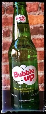 Bubble Up Lemon Lime Soda