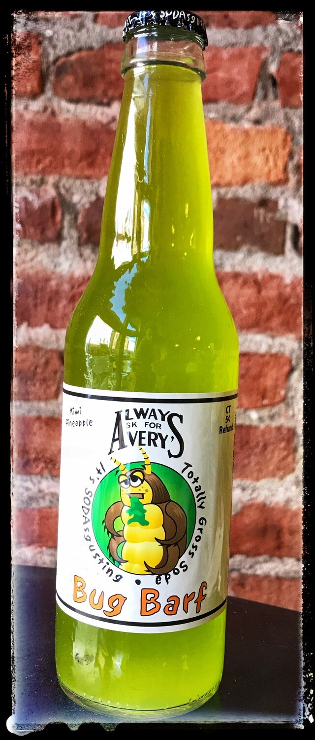 Avery's Gross Soda - Bug Barf
