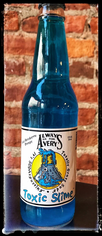 Avery's Gross Soda - Toxic Slime