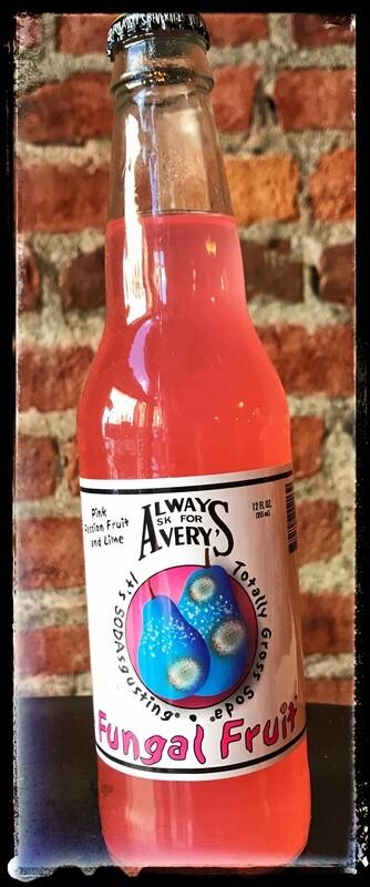 Avery's Gross Soda - Fungal Fruit