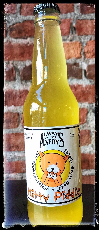 Avery's Gross Soda - Kitty Piddle