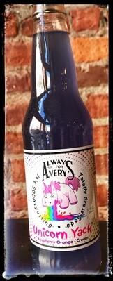 Avery's Gross Soda - Unicorn Yack