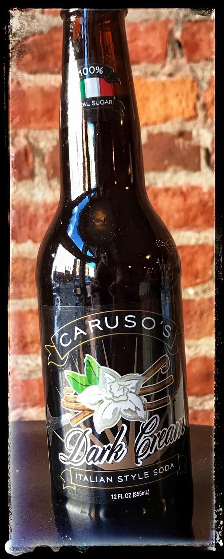 Caruso's Italian Soda - Dark Cream