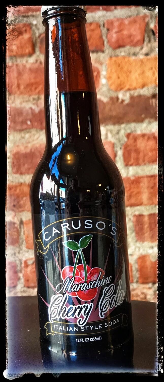 Caruso's Italian Soda - Maraschino Cherry Cola