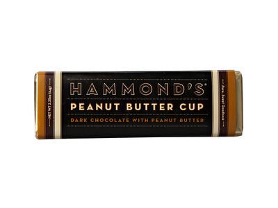 Hammond's Peanut Butter Dark Chocolate Bar