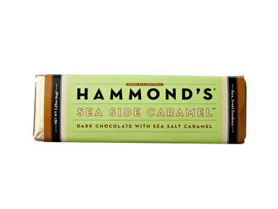 Hammond's Dark Chocolate Sea Side Caramel Bar