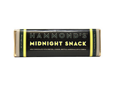 Hammond's Midnight Snack Chocolate Bar
