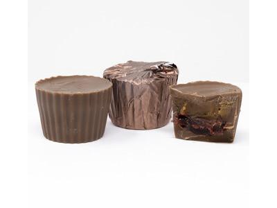 Milk Chocolate Peanut Butter & Jelly Cups