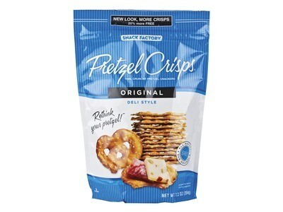 Pretzel Crisps Original