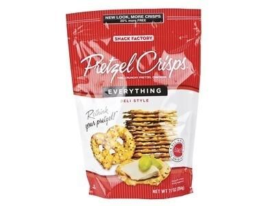 Pretzel Crisps - Everything