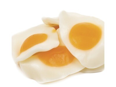 Gummy Fried Eggs