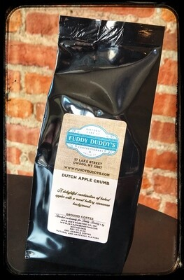 Fuddy Duddy's Dutch Apple Crumb Ground Coffee