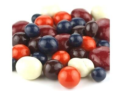 Chocolate Fruit Basket Mix