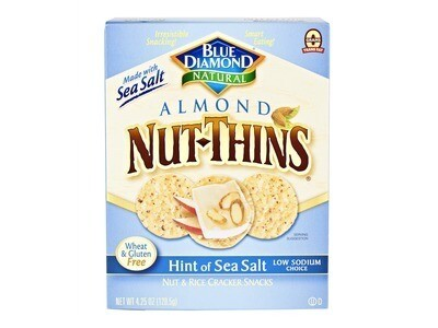 Almond Nut Thins - Hint of Sea Salt