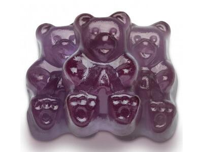 Concord Grape Gummy Bears