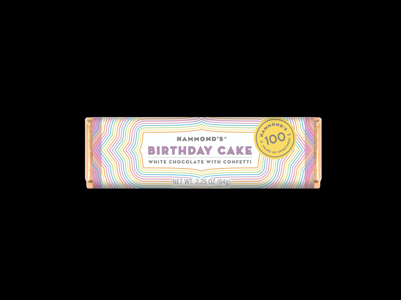 Hammond's Birthday Cake Bar