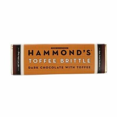 Hammond's Toffee Brittle Bar