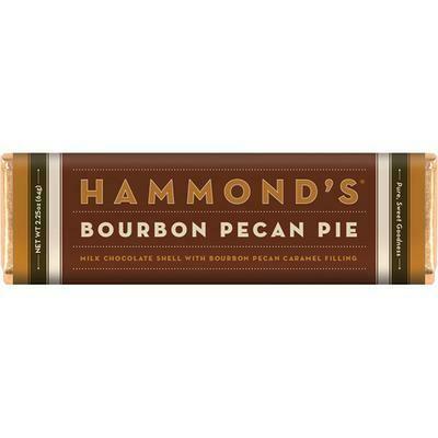 Hammond's Bourbon Pecan Pie Bar