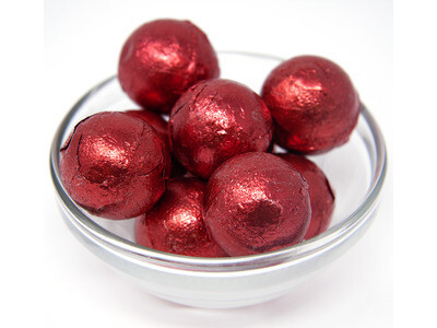 Red, White & Blue Caramel Balls