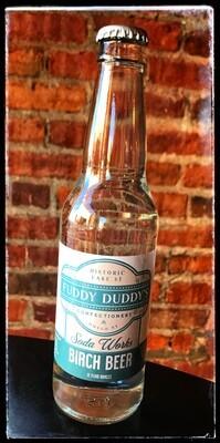 Fuddy Duddy's Birch Beer Soda