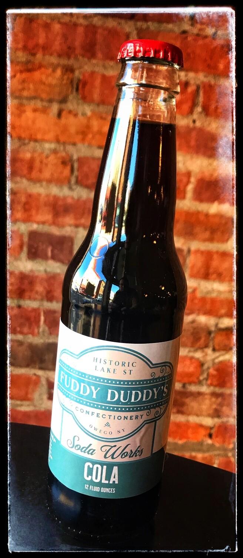 Fuddy Duddy's Cola Soda