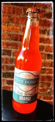 Fuddy Duddy's Orange Soda
