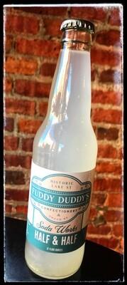 Fuddy Duddy's Half & Half (Grapefruit) Soda