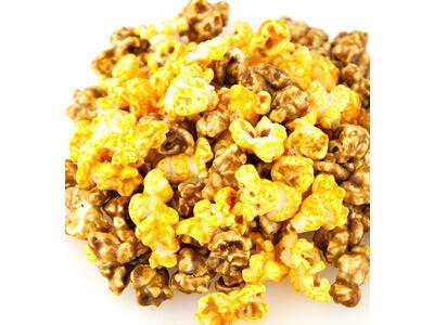 Cheddar & Caramel Popcorn