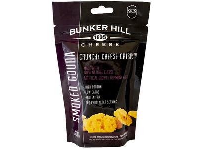 Bunker Hill Crunchy Cheese Crisps - Smoked Gouda