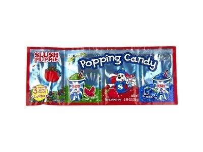 Slush Puppy Dip n Lik Popping Candy