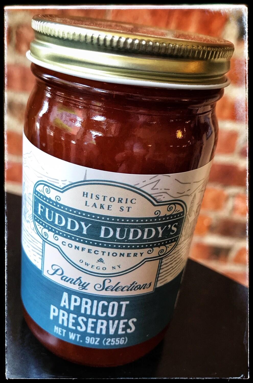 Fuddy Duddy's Apricot Preserves - 9 oz